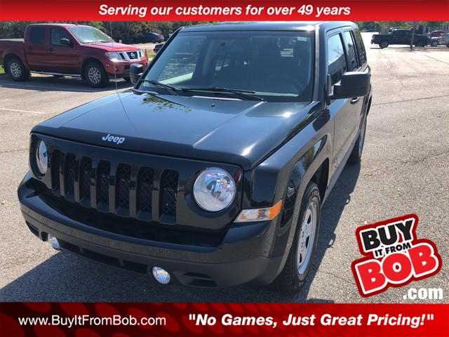 Pre Owned 2016 Jeep Patriot Fwd 4dr Sport