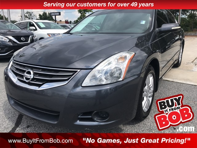 Pre Owned 2012 Nissan Altima 4dr Sdn I4 CVT 2.5 SL