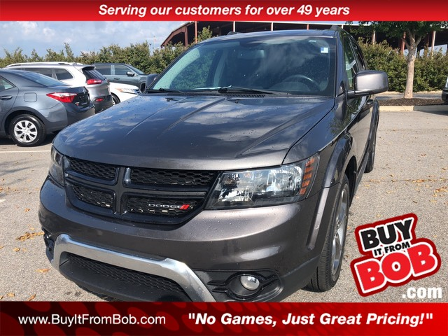 Pre Owned 2016 Dodge Journey Fwd 4dr Crossroad